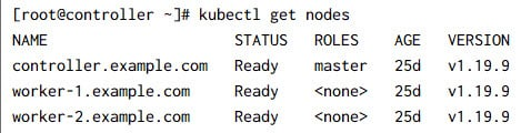 How to add or remove label from node in Kubernetes