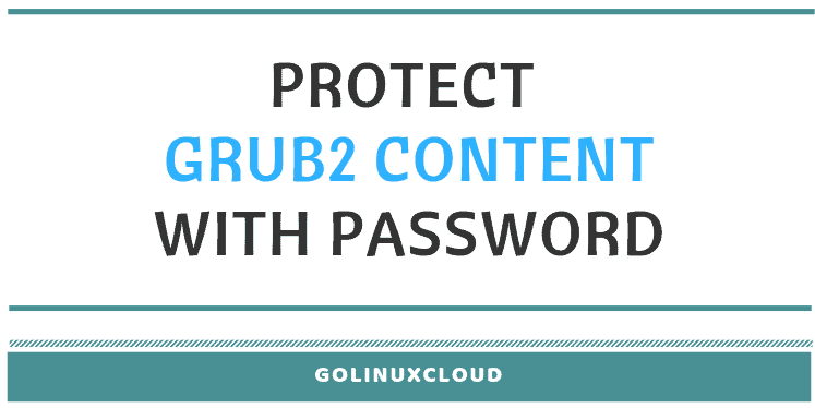 set up root password using grub2 setpassword rhel7