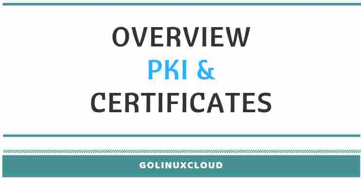 Tutorial: Overview on PKI, Certificates, Extensions, CA, CRL and OCSP