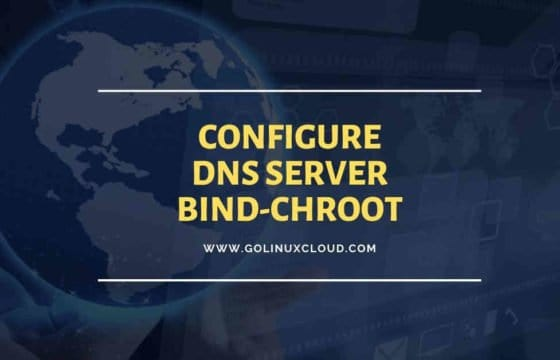 Step-by-Step Tutorial: Configure DNS Server using bind chroot (CentOS/RHEL 7/8)