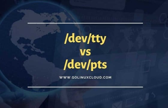 Difference between /dev/tty and /dev/pts (tty vs pts) in Linux