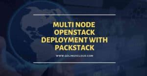install multi node openstack on viirtualbox using centos7