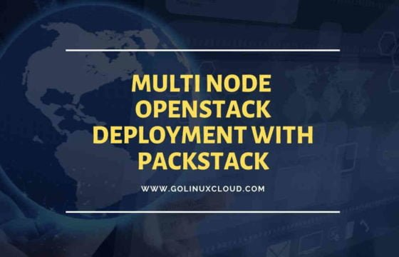 install multi node openstack on viirtualbox using centos7