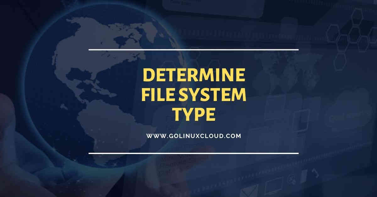 10 basic & powerful commands to check file system type in Linux/Unix