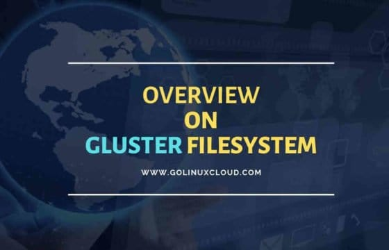 Tutorial: What is GlusterFS shared storage and types of volumes