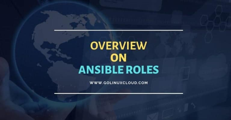Ansible Roles Directory structure explained in detail