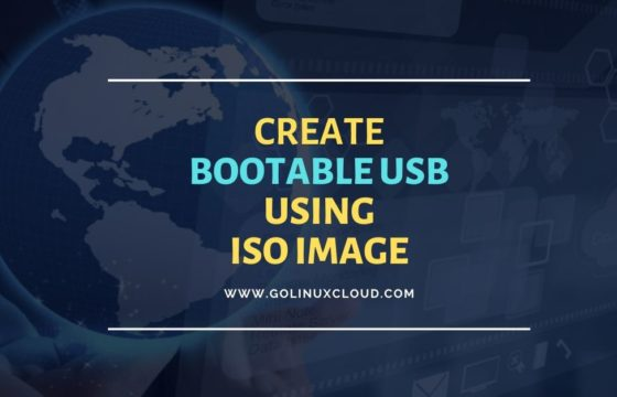 5 tools to create bootable usb from iso linux command line and gui