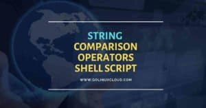 Bash compare strings | Bash regex match | Script Examples