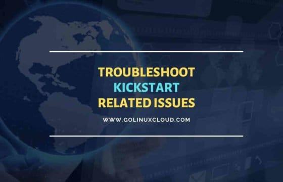 Solved: Kickstart clearpart not working in RHEL/CentOS 7/8