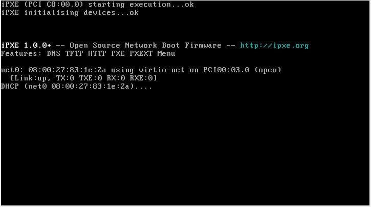 Configure kickstart server | PXE boot server | RHEL/CentOS 8