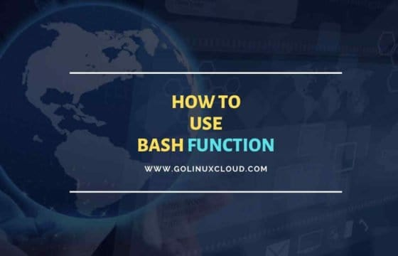 Bash Function Usage Guide for Absolute Beginners