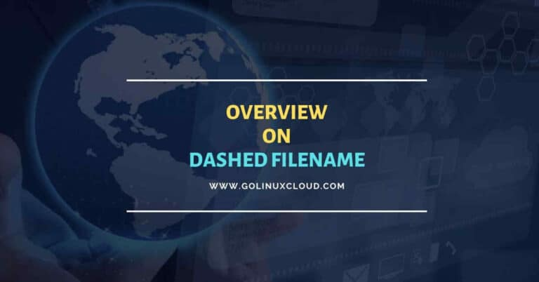 How to create, open, find, remove dashed filename in Linux
