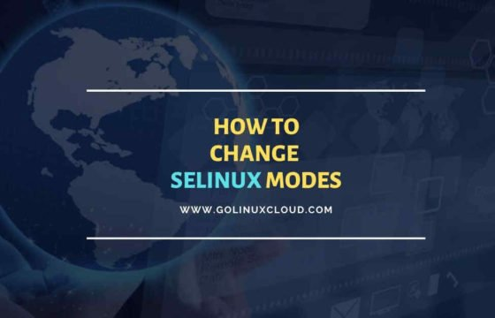 How to disable SELinux (with and without reboot)
