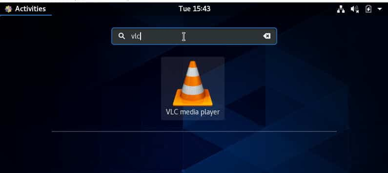 Access VLC Player