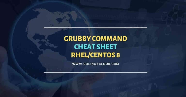 12 practical grubby command examples (cheat cheet)