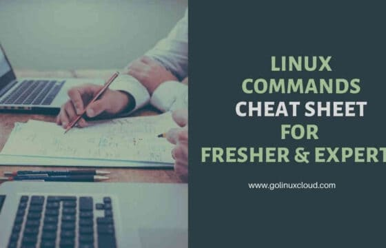 100+ Linux commands cheat sheet & examples