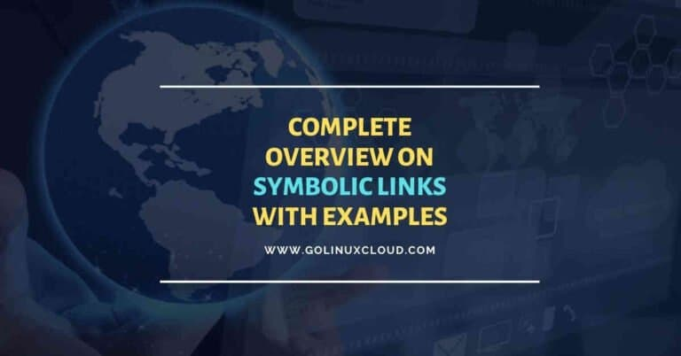 10+ practical examples to create symbolic link in Linux