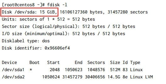 Check disk space in Linux using 10 different CMDs