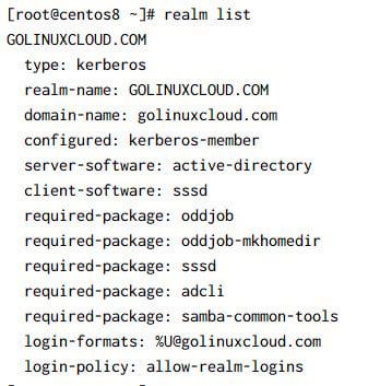 Add Linux to Windows Domain using realm (CentOS/RHEL 7/8)