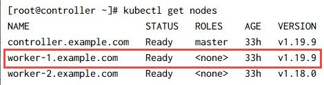 Steps to perform Kubernetes upgrade version (without downtime)