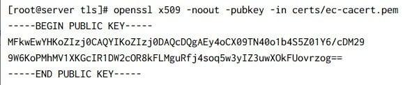 OpenSSL: Generate ECC certificate & verify on Apache server