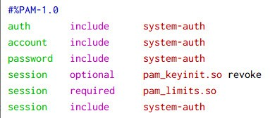 pam_tally2: lock user account after X failed login attempts in Linux