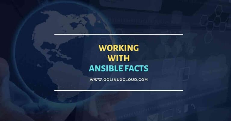 Working with Ansible facts   Create custom facts with examples