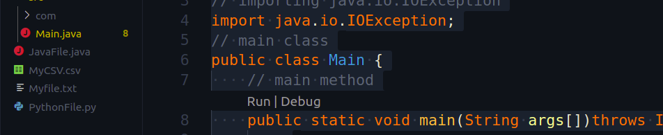 Java create & write to file Examples [Multiple Methods]