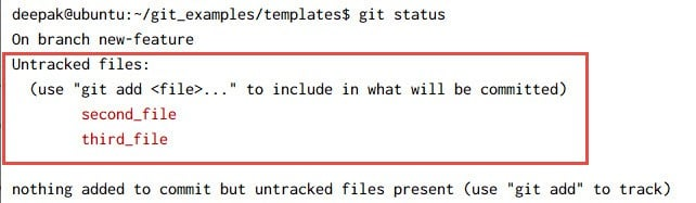 git reset with simple examples [hard vs soft vs mixed]
