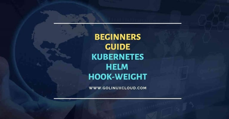 Helm hook-weight examples to order Jobs in Kubernetes