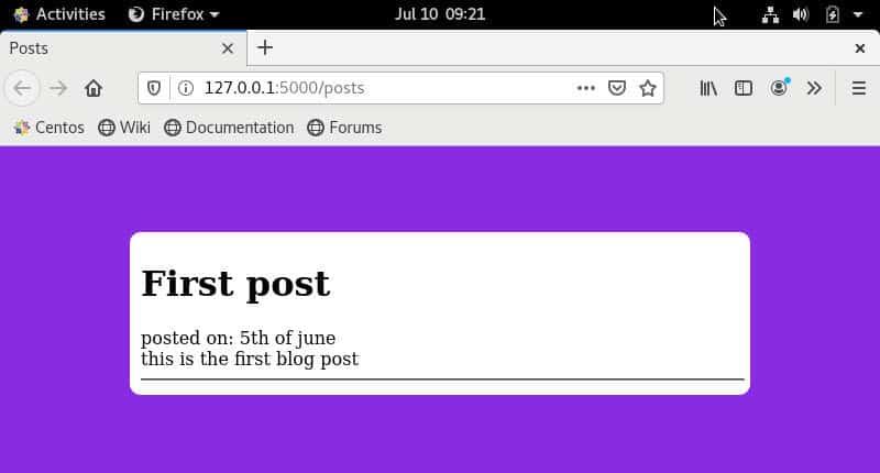 Steps to Create Python Web App   Python Flask Example