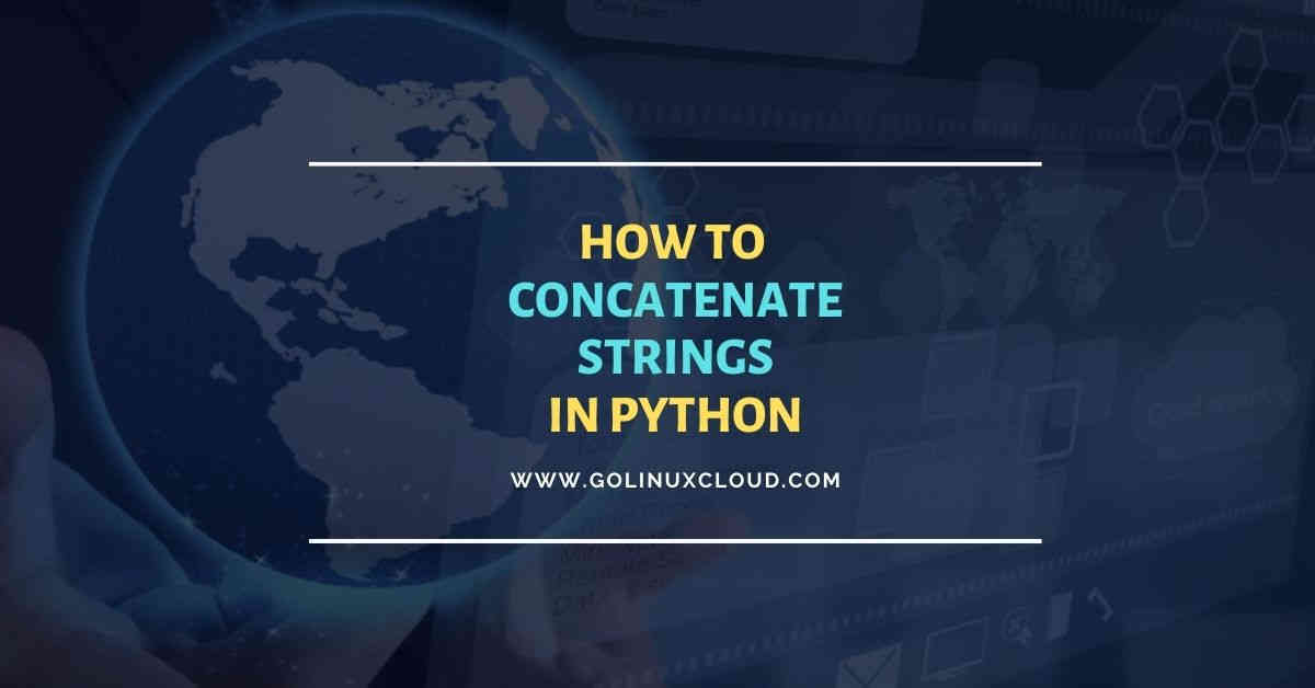 5 easy ways to concatenate strings in Python with examples