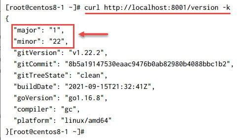 Check Kubernetes Cluster Version [5 Methods]