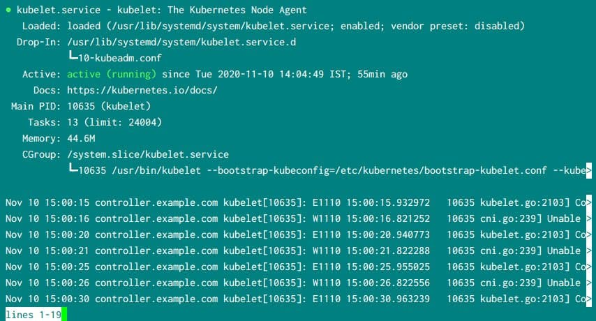 Easy steps to install Kubernetes Cluster on CentOS 8