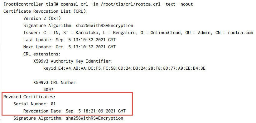 How to revoke missing/lost certificate OpenSSL [Step-by-Step]