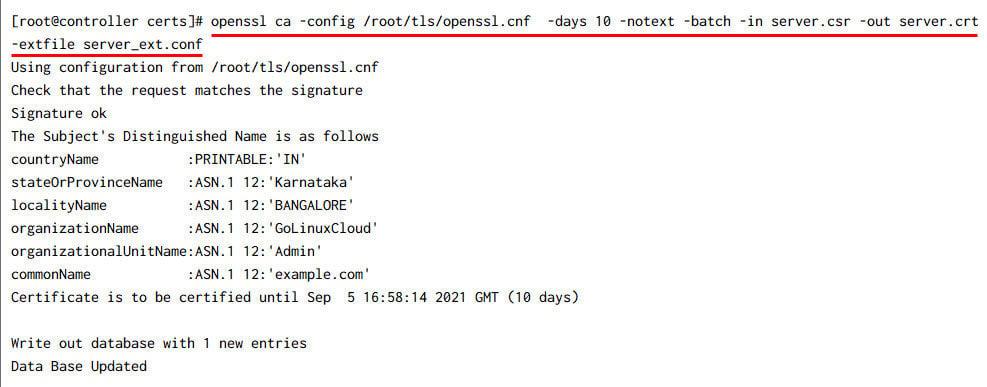 Renew SSL/TLS certificate OpenSSL [Step-by-Step]