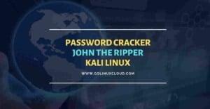 Password Cracker - John The Ripper (JTR) Examples