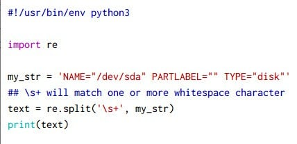 10+ basic examples to learn Python RegEx from scratch