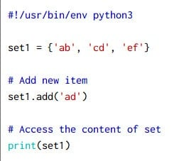 10+ simple examples to learn python sets in detail